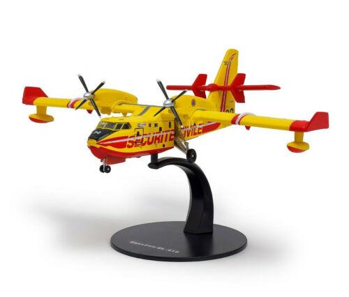 Canadair CL-415  1//144  Avion Neuf en boite miniature collection pelican