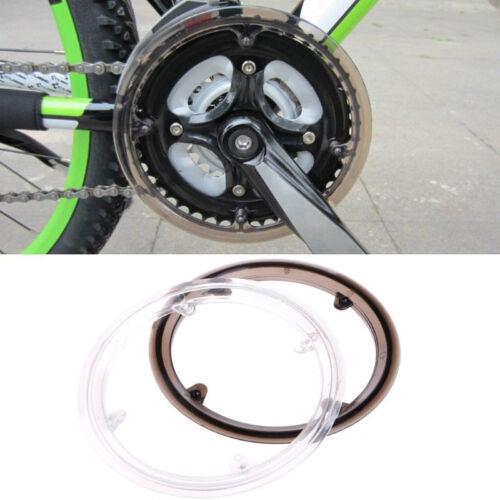4Holes MTB Bike Bicycle Cycling Crankset Wheel Cover Guard Chain Protective Ca