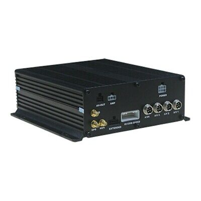 4 Kanal Überwachungskamera Dvr Auto Taxi Lieferwagen Digitaler Videorekorder + Gut FüR Energie Und Die Milz