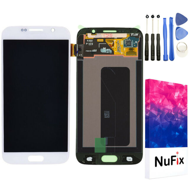Samsung Galaxy S6 LCD replacement Display Digitizer Screen SM-G920W8 G920A