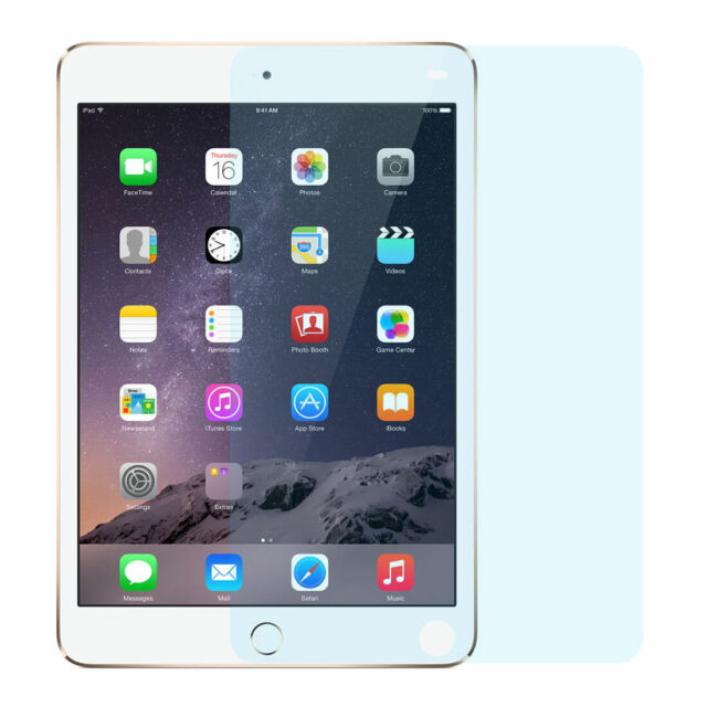 New iPad Pro 9.7inch//Air 1 2//Mini 1//2//3//4 Highest Quality Clear Screen Film 3pcs