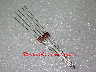 Zener Diode Glass 10v by 1//2w Pack of 8 pieces