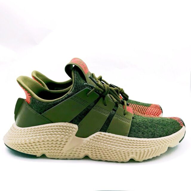 d7149ee25317 Mens adidas Prophere Trace Olive Solar Red Cq2127 US 11 for sale ...