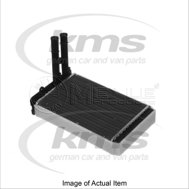 New Genuine MEYLE Heater Radiator Matrix 100 819 0002 Top German Quality