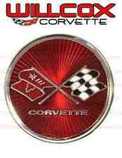 75-76 CORVETTE FRONT EMBLEM ~NEW!