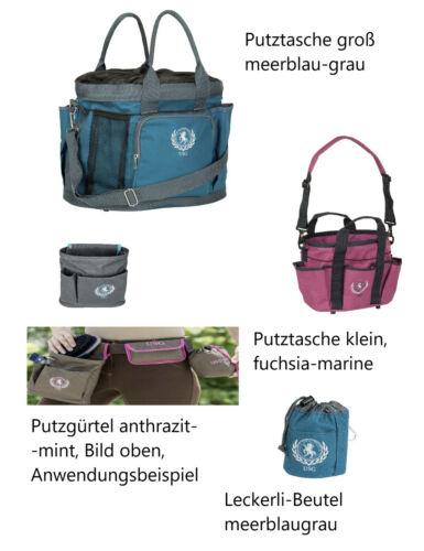 Putztasche Putztaschen Leckerli Tasche Beutel Leckerlies Putzgürtel Groom /% /% AV