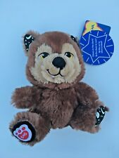 "Build a Bear 7"" Buddies Glow Werewolf Plush Toy - New"