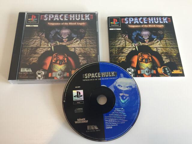 Space Hulk: Vengeance of the Blood Angels   Sammlerstück Wie NEU   Warhammer 40K