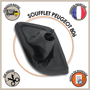 SOUFFLET-LEVIER-DE-VITESSE-PEUGEOT-806-AN-94-02-9-COLORIS-5-DE-SURPIQURES