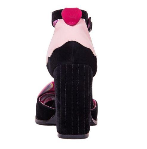 10 Größe Schuhe Iron T Fist Streusel Krapfen 7 Schnalle Ferse Bakers Dozen WwpR1f4Pq