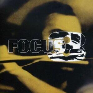 NEW-CD-Album-Focus-Focus-III-3-Mini-LP-Style-card-Case