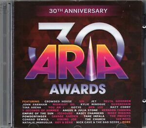 30th-Anniversary-Aria-Awards-3-x-CD-Tina-Arena-Nick-Cave-Kylie-Crowded-House