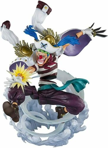 190mm PVC /& ABS ... EXTRA BATTLE Figuarts ZERO ONE PIECE Buggy The Clown