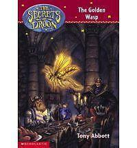The Golden Wasp (The Secrets of Droon, 8) by Abbott, Tony