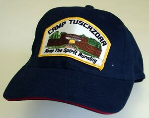 Camp-Tuscazoar-Cap
