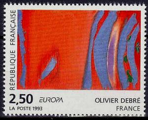 TIMBRE-2797-NEUF-XX-LUXE-ART-CONTEMPORAIN-EUROPA-1993
