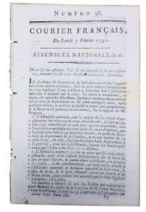 Corrèze en 1791 Prostitution Paris Bordeaux Honfleur Pérou Moquégua Alastaja