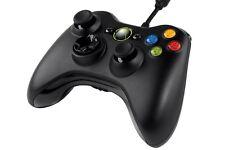 Original Microsoft Wired Kabel Controller für Xbox 360 und Windows Pc Neu/Ovp