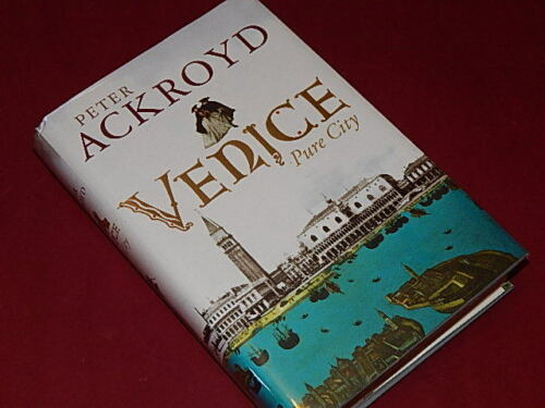 1 of 1 - VENICE - PURE CITY by Peter Ackroyd  HBDJ