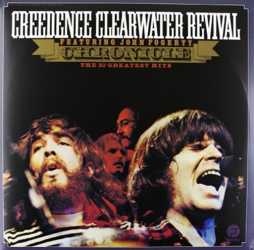 Creedence Clearwater Revival-Chronicle 20 Greatest Hits VINYL NUOVO