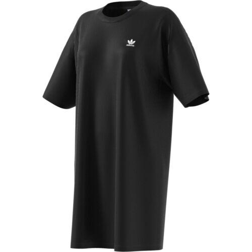 Trefoil 35150 Noir Robe Adidas Femmes e9IYbWEDH2