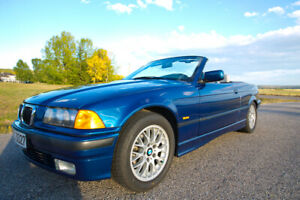 1998 BMW 328i E36 Cabriolet Convertible with M Trim Package