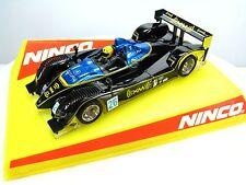 New NINCO LIGHTNING 1/32 Slot Car 50525 - ACURA IMSA XM Radio Andretti