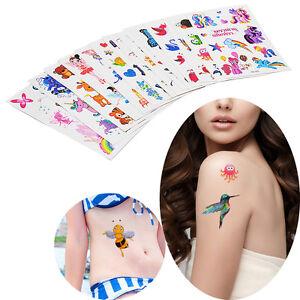 Glitter Tattoo Sticker Small Butterfly Princess for Child Kid ...