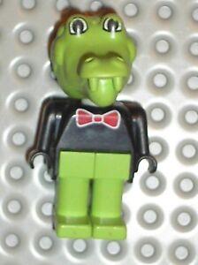 Personnage-LEGO-x585c02-Fabuland-Figure-Crocodile-Set-3645-3683