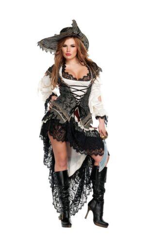 Starline Women/'s Hidden Treasure Costume