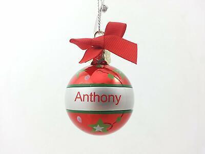Gary Ganz Joyous Noel Ornament