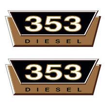 2x Mc Cormick Typenaufkleber Gold 353 Logo Emblem Sticker Label ca. 20x7,5cm