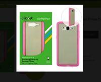 Cricket Wireless Two Tone Designer Shield Case For Samsung Galaxy Grand Prime