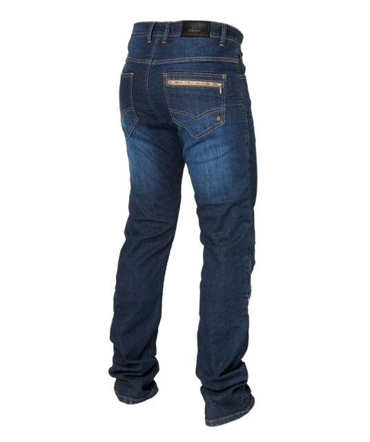 enorme sconto e4843 7ce3f Jeans Uomo con Protezioni HEVIK Stone - Hps405m