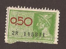 Belgium Old Revenue - Cinderella stamp. (used)