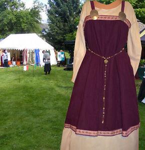 SCA or LARP Irish Celtic Muslin Liene Renaissance Medieval