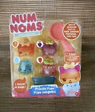 2 Num Noms Party Hair Series 1 LOT 4 BNIP SEALED
