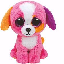 Ty Beanie Boos Glubschi bunter Hund precious 15 cm sammeln