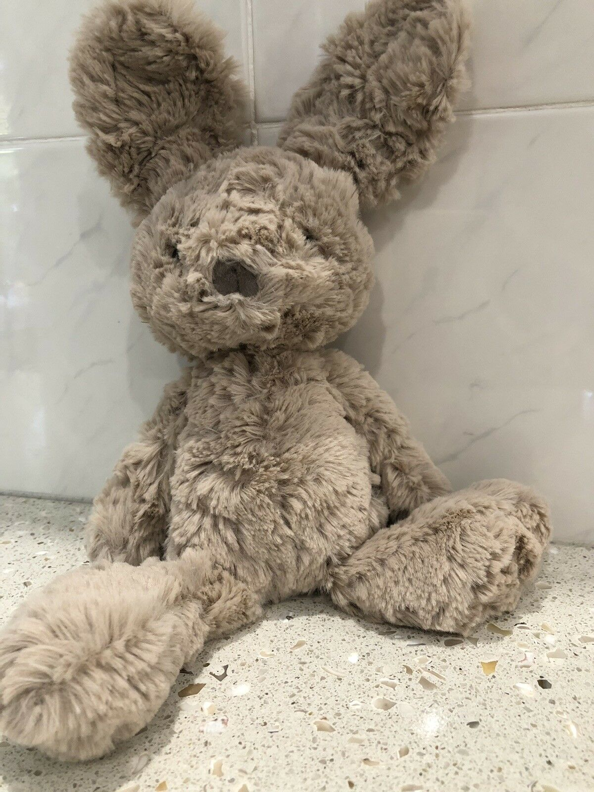 Jellycat  Bunny Rabbit Hare With Stand Up Ears New Without Tags