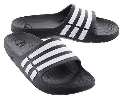 Realistico Adidas Ciabatte Duramo Slide (g15890/128670-nos)-mostra Il Titolo Originale