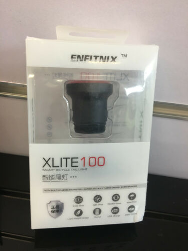 Enfitnix Xlite100 Smart Bicycle Tail Light