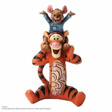 Disney Traditions Bestest Pals Tigger and Roo Figurine Ornament 12cm 4032859