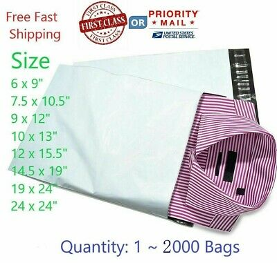 100 19X24 Pink Poly MAILERS ENVELOPES Shipping Bags 19 x 24 by ValueMailers