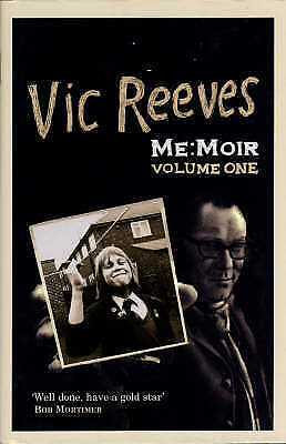Me: Moir: Volume One 0-20, Vic Reeves | Hardcover Book | Good | 9781852273507