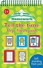 Flip Flash Pads Tell The Time 3+ by Kay Massey (Paperback, 2004)