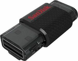 SanDisk Dual Drive 32GB Refurbished - SDDD-032G-G46