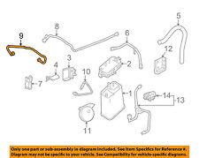 Chevrolet GM OEM 08-13 Corvette 6.2L-V8 Emission-Evaporator Tube 12607115