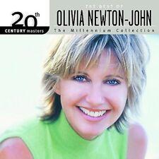 Olivia Newton-John - 20th Century Masters: Millennium Collection [New CD]