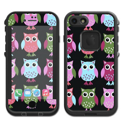 funny Owl Skin Decal for Otterbox Defender iPhone 7 Case Cute Owl