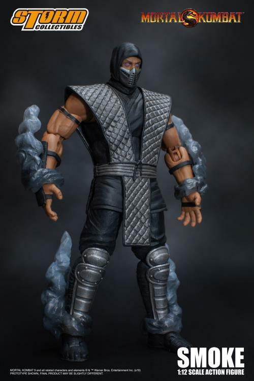 Nycc 2018 1   12 mortal kombat vs. serie rauch durch den sturm collectibles stm87079